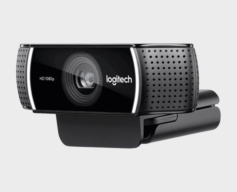 De beste allround webcam: Logitech C922 Pro