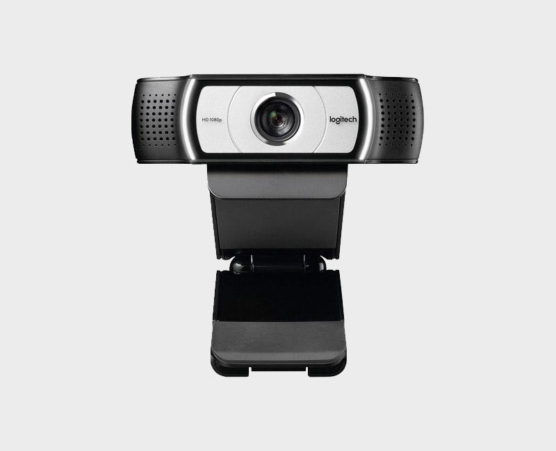 De beste webcam voor groepen: Logitech C930e