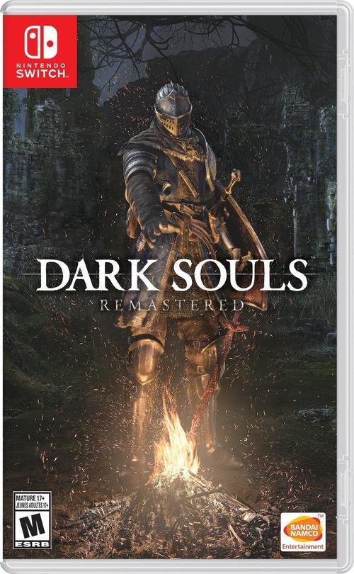 Dark Souls: Remastered - Switch