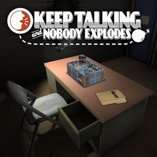 Keep Talking and Nobody Explodes