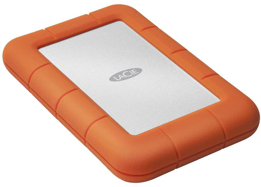 LaCie Rugged externe harde schijf