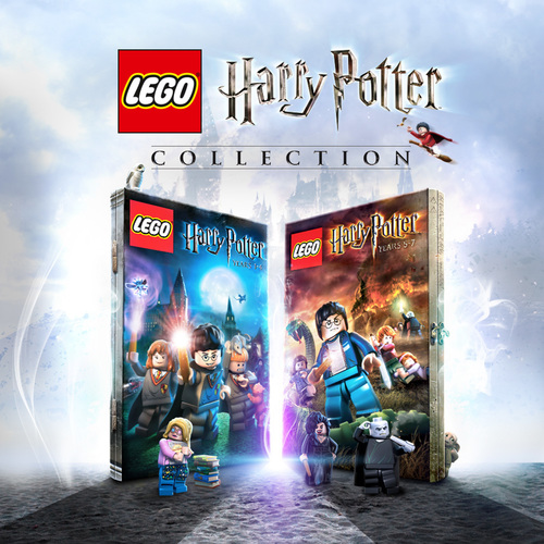 LEGO Harry Potter Collection: Jaren 1-7